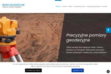 Usługi geodezyjne i kartograficzne Kądziela Aldona - Geodeta Warszawa