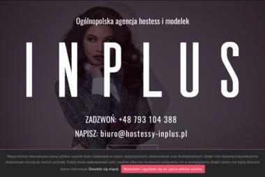 Agencja Hostess InPlus - Hostessy Kraków
