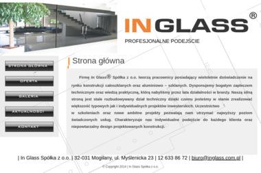 In Glass - Szklenie Mogilany