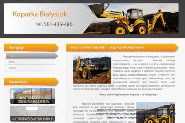 DIGGER Łukasz Kulmaczewski - Systemy Wentylacyjne Białystok