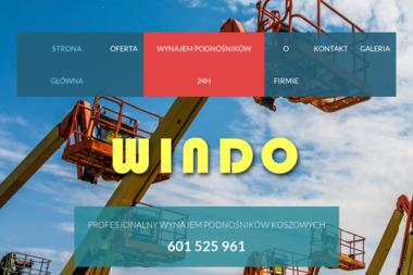 WIND-O WALDEMAR KIKOWSKI - Położenie Gładzi Wróblew