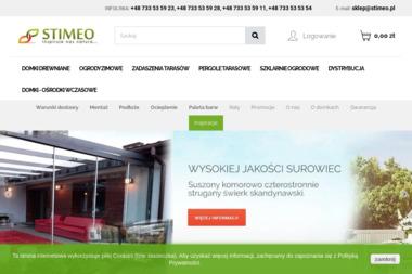 Stimeo Grzegorz Pintal - Domy Góralskie Szczecin