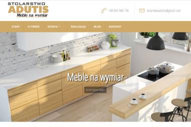 Stolarstwo Adutis - Meble z Litego Drewna Góra
