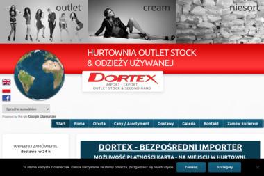 Dortex Import-Export - Odzież używana Bydgoszcz