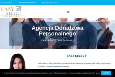 EASY SELECT S.C. - Kaszerowanie Warszawa