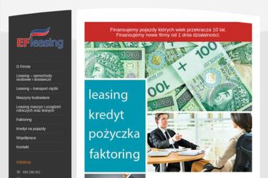 EUROFINANS Robert Woźniak - Sprzedawcy samochodów dostawczych Gorzów Wielkopolski