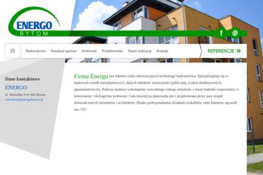 Energo Bytom - Budowa Domów Bytom