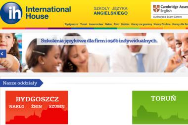 International House Toruń Szkoła Języka Angielskiego - Nauka Języka Toruń