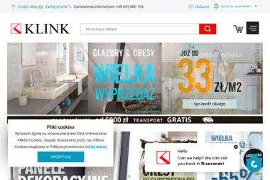 Klink International - Płytki Warszawa