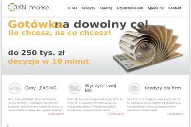 Fines Operator Bankowy - Leasing Lubin