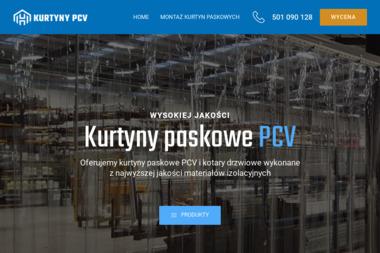 Kurtyny PVC - Ogrodzenia panelowe Bydgoszcz