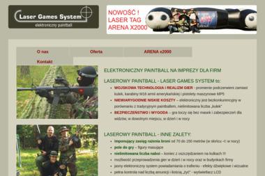 Laserowypaintball - Organizacja imprez sportowych Łódź