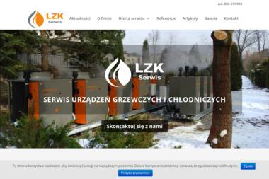 Firma handlowo-usługowa LZK Serwis Łukasz Kępa - Wentylacja i rekuperacja Medynia Głogowska