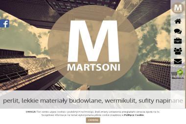 MARTSONI - Pokrycia dachowe Bełchatów