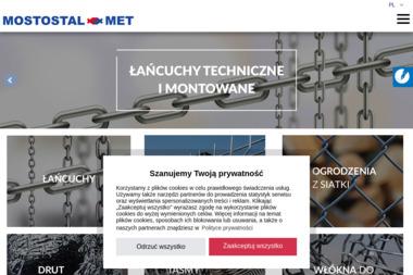 Mostostal-Met Sp. z o. o. - Ogrodzenia panelowe Biłgoraj