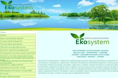 Ekosystem - Wyburzenia Oleśnica
