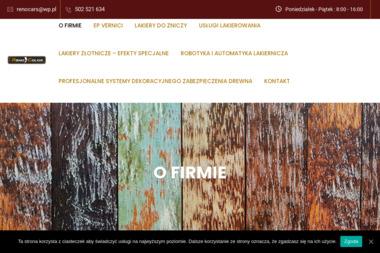 Renocolor - Stolarz Częstochowa