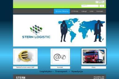 Stern Logistic - Transport międzynarodowy Łódź