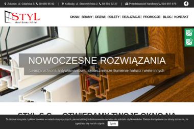 Styl s.c. L.Lubocki, S.Wielgus - Ogrodzenia Żukowo