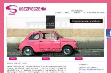 SMART Ubezpieczenia Magdalena Szczykno - Ubezpieczenie firmy Szczecin