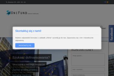 UniFund Sp. z o.o. - Dotacje unijne Rzeszów