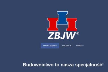 ZBJW Usługi brukarskie - Odśnieżanie dachów Łomża