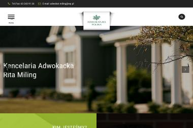 Kancelaria Adwokacka - Rita Miling - Porady Prawne Konin