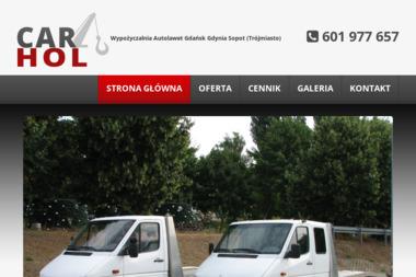 CAR-HOL Karol Szydłowski - Transport samochodów z zagranicy Gdańsk
