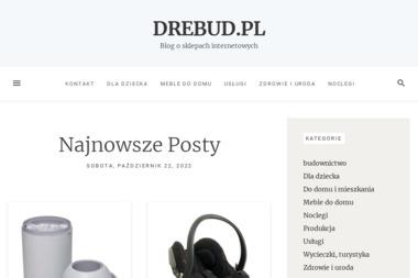 Drebud Sp. z o.o. - Drzwi Zewnętrzne Majdan Królewski