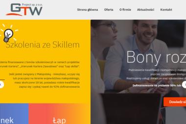 GTW Project sp. z o.o. - Biznes Plan Sklepu Internetowego Tarnów