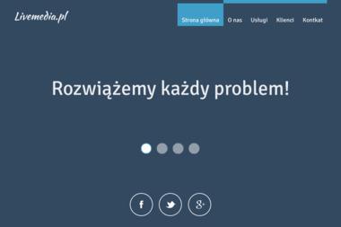 Livemedia.pl - Strony WWW Pabianice
