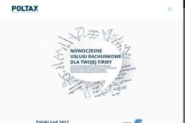 Biuro rachunkowe Poltax - Strona Internetowa Toruń