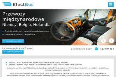 Przednowek Tour - Firma transportowa Bełżec