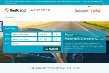 RentCar Sp. z o.o. - Wypożyczalnia samochodów Katowice