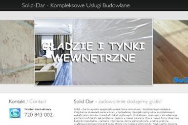 Solid-Dar Dariusz Wąsik - Elewacje i ocieplenia Jastrzębie-Zdrój