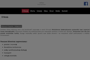 P.P.H.U. CIEPIELA Mateusz Ciepiela - Metalowe Schody Jelenia Góra