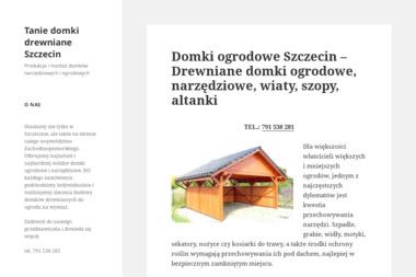 P.H.U Sen-Bal-Dom Urban Andrzej - Domy szkieletowe Lipusz