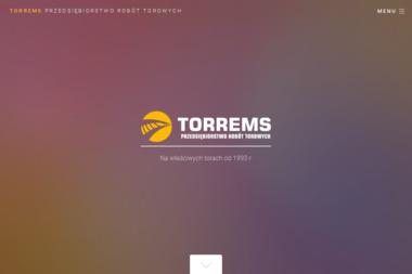PRT TORREMS sp. z o.o. - Konstrukcje stalowe Szczebrzeszyn