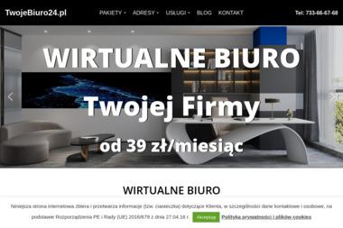 Twoje Biuro 24 - Biuro do wynaj臋cia Warszawa
