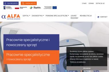 Centrum Lekarskie Alfa - Prywatne kliniki Skoczów