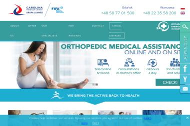 Sport Medica S.A. - Ortopeda Warszawa