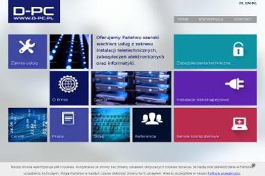 D-PC - Alarmy Łódź