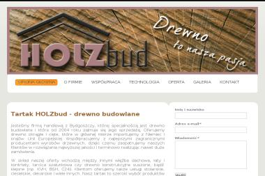 PHU HOLZBUD - Skład drewna Bydgoszcz