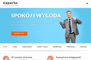 Esperto Biuro Rachunkowe - Usługi podatkowe Olsztyn