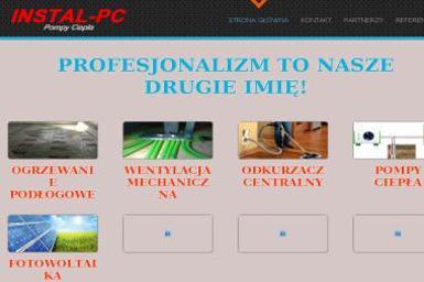 INSTAL-PC - Instalacje grzewcze Bielsko-Biała