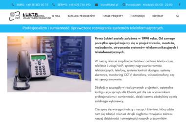 Łuktel Usługi Telekomunikacyjne - Call Center Gdynia