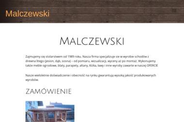Stolartswo Ogólne - Andrzej Malczewski - Stolarz Jordanów