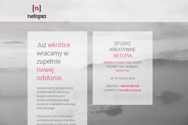 Agencja interaktywna NETOPIA - Agencja interaktywna Głuchołazy