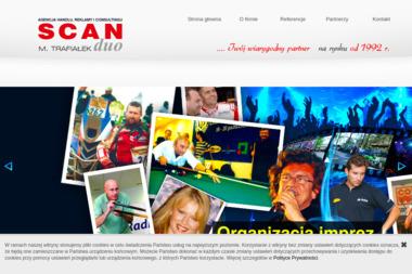 Scan Duo - Projektowanie logo Kielce