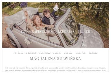 Fotografia Ślubna Magdalena Sulwińska - Sesje zdjęciowe Olsztyn
